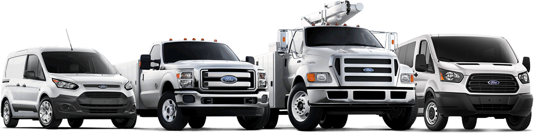Fleet & Commercial Vehicle Lineup