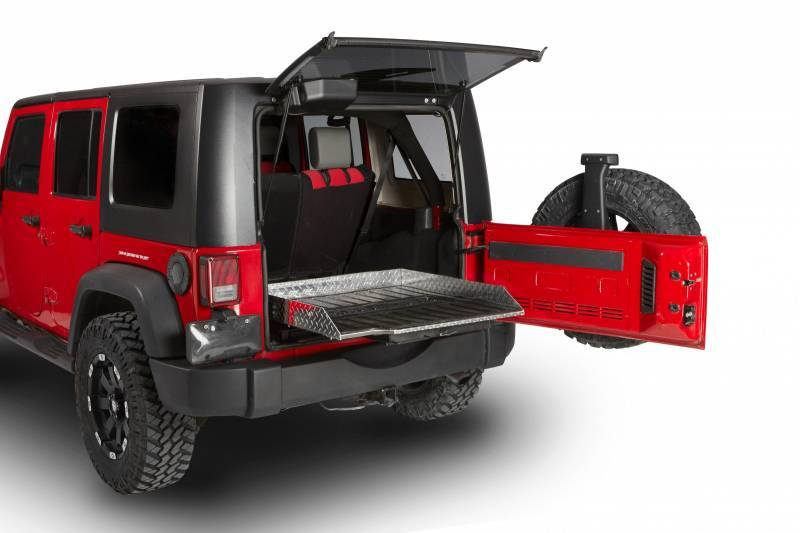 Cargo Ease Ce2933j Jeep Slide Bed Slide H H Truck Accessories