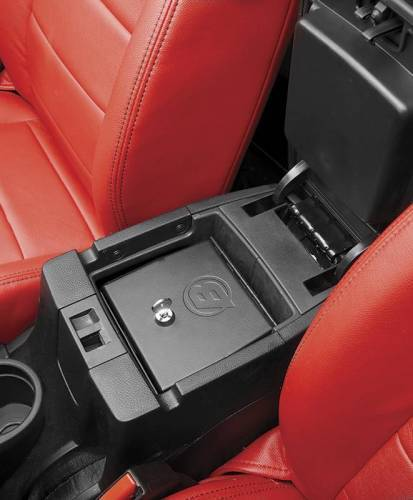 Console Products - Center Console Tray