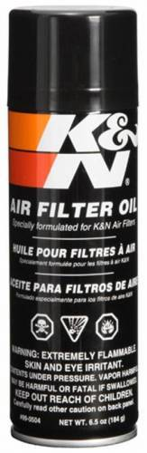 Air Filters and Cleaners - Air Filter Oil