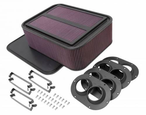 Air Filters and Cleaners - Engine Air Box
