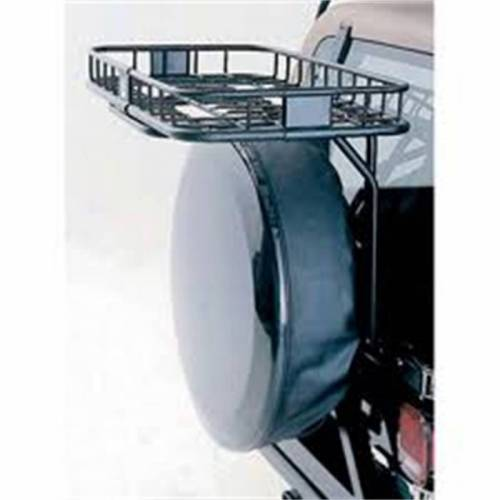 Storage Products - Spare Tire Carrier Cargo Basket