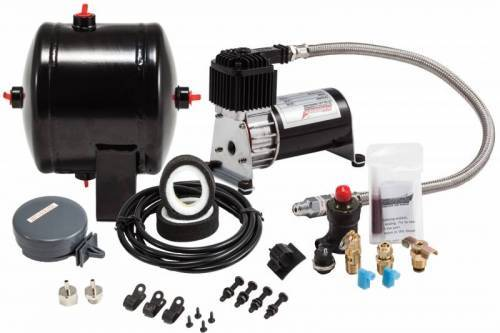 Air Horns - Air Horn Compressor Kit