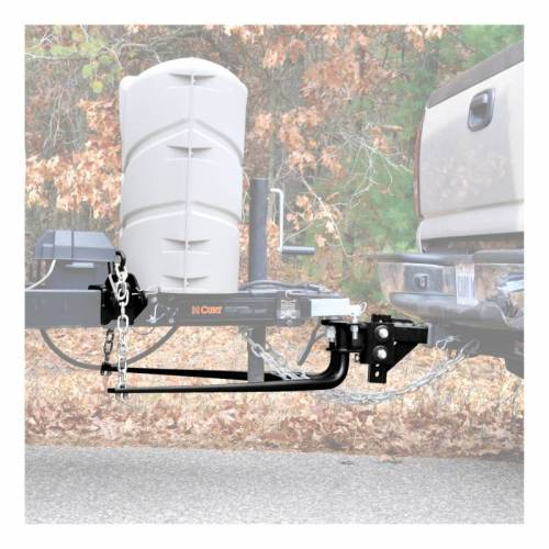 HD Towing - Weight Distributing Hitch
