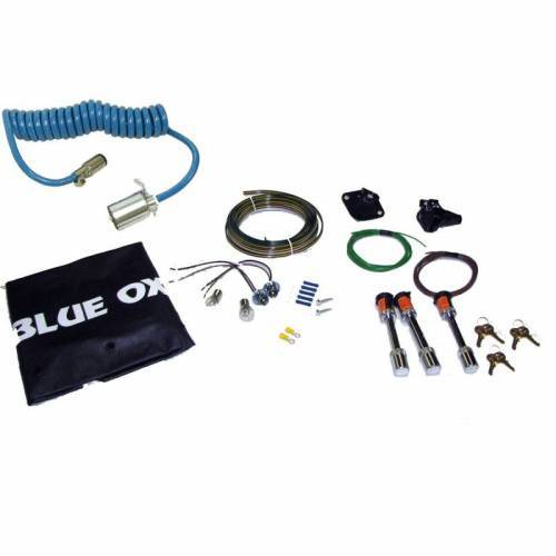 Trailer Hitch Accessories - Towing Kit