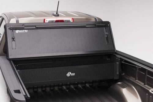 Truck Bed Cover Accessories - Tonneau Cover Tool Box