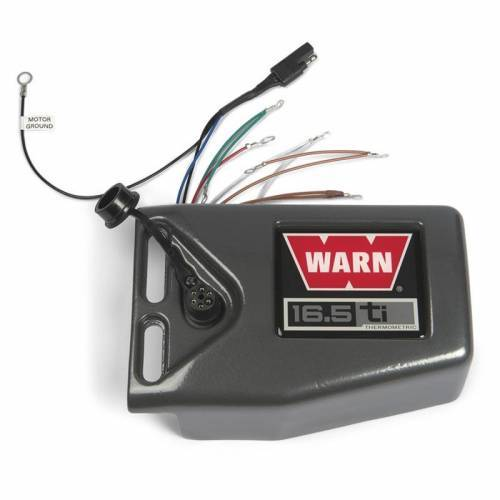 Winch Hardware - Winch Solenoid Box Assembly