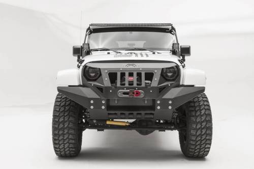 Jeep Accessories - Bumpers