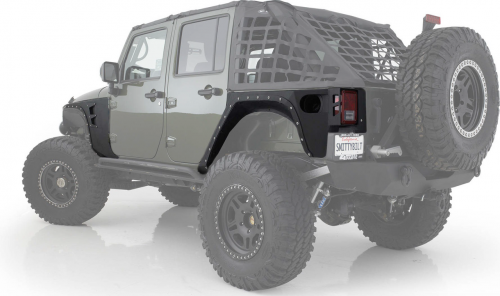 Jeep Accessories - Fender Products