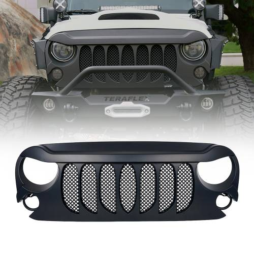 Exterior Products - Grilles