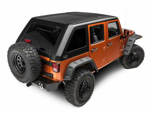 Jeep Accessories - Jeep Tops