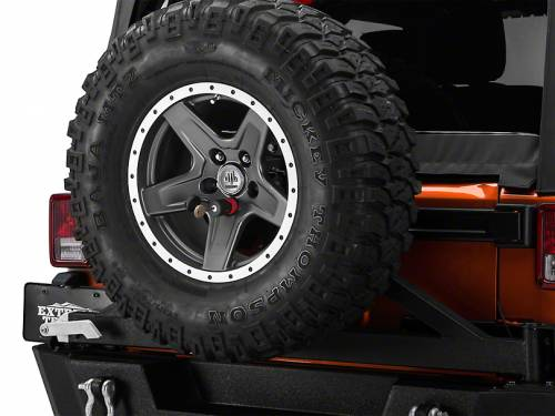 Jeep Accessories - Spare Tire Products