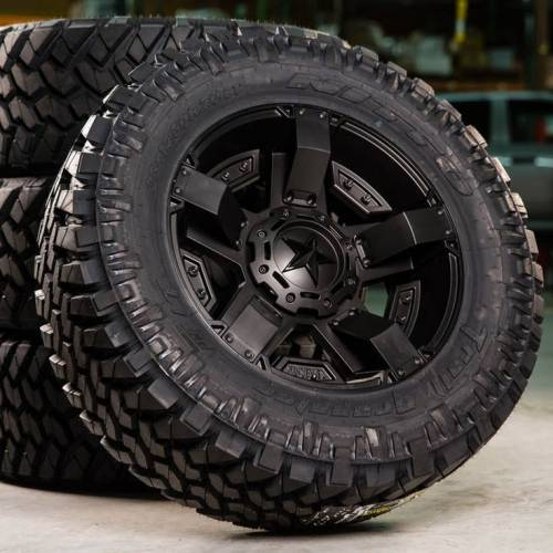 Truck Accessories - Wheels and Tires