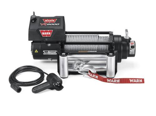 Truck Accessories - Winch Products