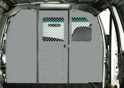 Van Packages - Partitions