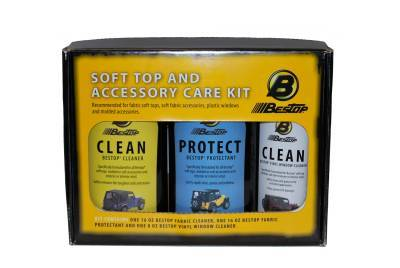 Jeep Tops - Cleaners & Protectants