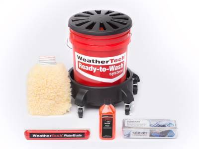 Detail/Cleaning Products - Car Wash Kit