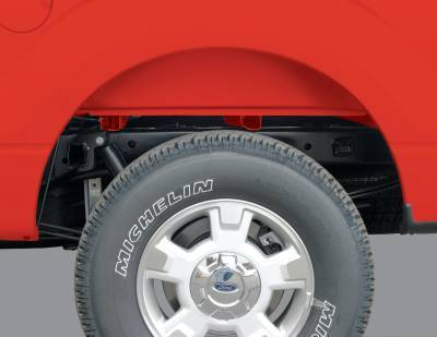 Exterior Accessories - Wheel Well Liners