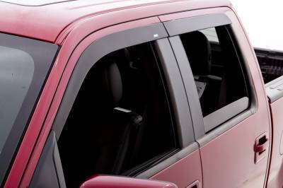 Exterior Accessories - Window Visors & Bug Shields