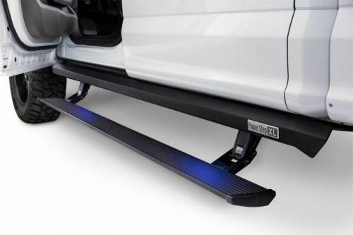 Nerf Bars, Running Boards, & Steps - Power Running Boards