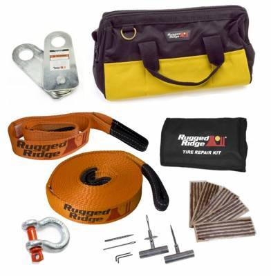 Winch Accessories - Recovery Kits