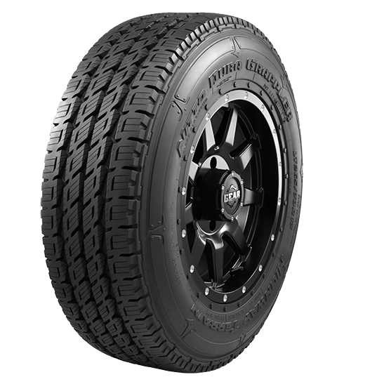Nitto Dura Grappler >> Nitto 205170 Dura Grappler H H Truck Accessories Birmingham Al