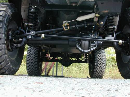 Suspension Components - Sway Bar