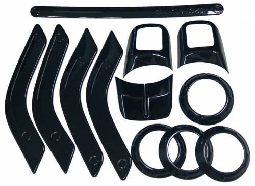 Jeep Accessories - Trim & Accents