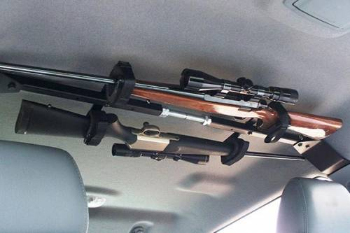Interior Storage - Gun Rack