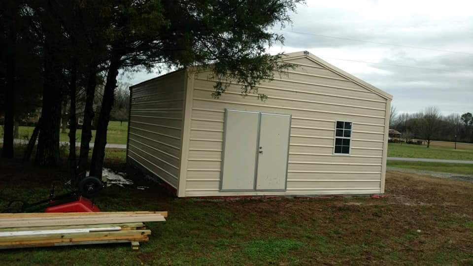 Carports, Garages, and Canopies at H&H | Birmingham, AL