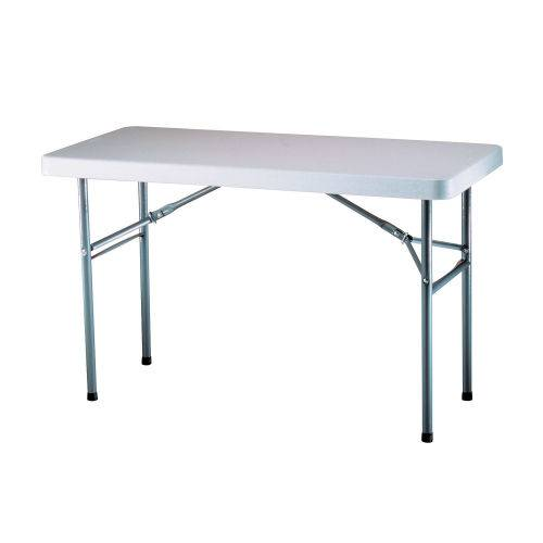 Lifetime 80370 Lifetime 4 Ft Commercial Adjustable Height Folding Table Almond At H H Birmingham Al