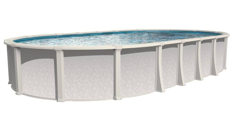 H&H Swimming Pools 18\' Wide x 33\' Long x 54\