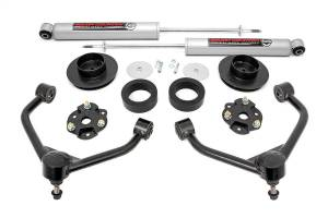 Rough Country - Rough Country 31430 Suspension Lift Kit w/Shocks