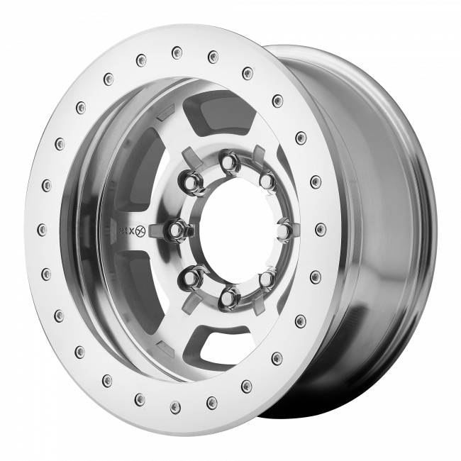 ATX Series - ATX SERIES AX757 CHAMBER PRO II 17x9 Wheel - Machined