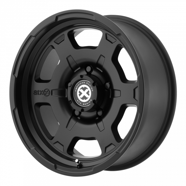 ATX Series - ATX SERIES AX198 CHAMBER II 17x9 Wheel - Satin Black