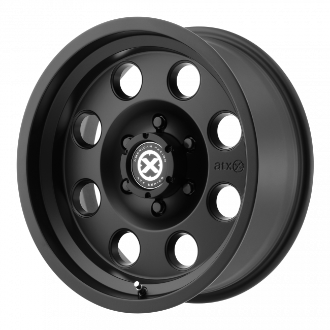 ATX Series - ATX SERIES AX199 MOJAVE II 17x9 Wheel - Satin Black