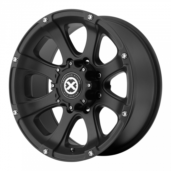 ATX Series - ATX SERIES AX188 LEDGE 20x8.5 Wheel - Textured Black