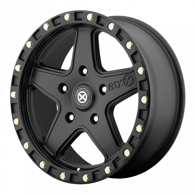 ATX Series - ATX SERIES AX194 RAVINE 18x8.5 Wheel - Textured Black