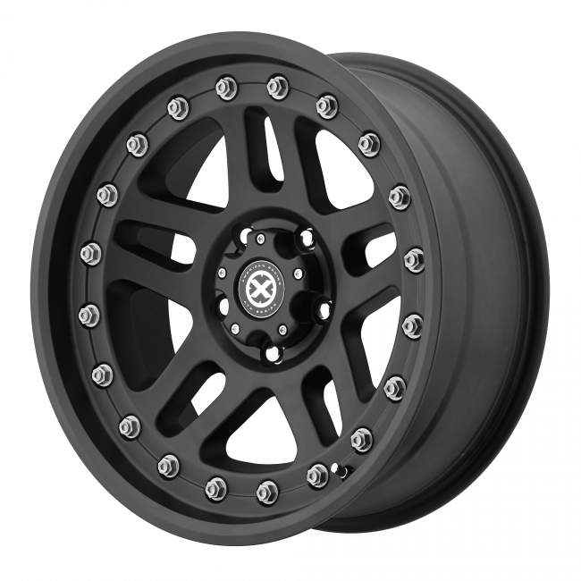 ATX Series - ATX SERIES AX195 CORNICE 17x9 Wheel - Textured Black