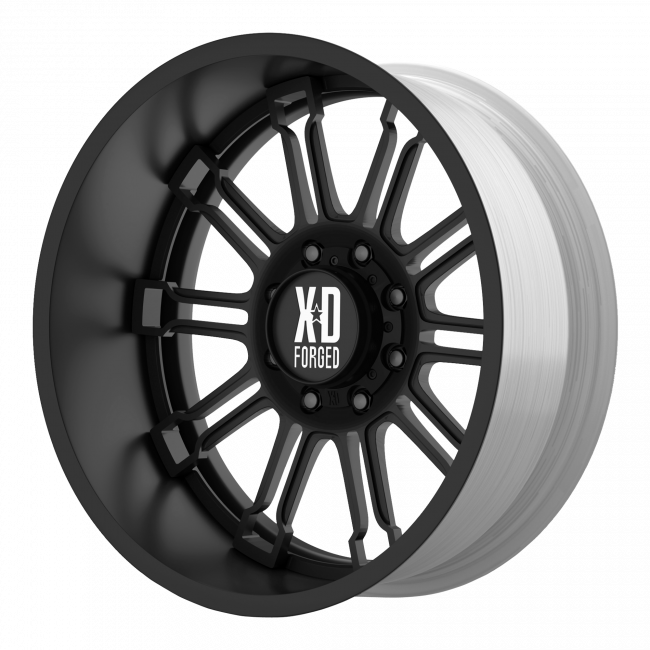 XD Series - XD SERIES XD402 SYNDICATE 24x14 Wheel - Custom 1 Color