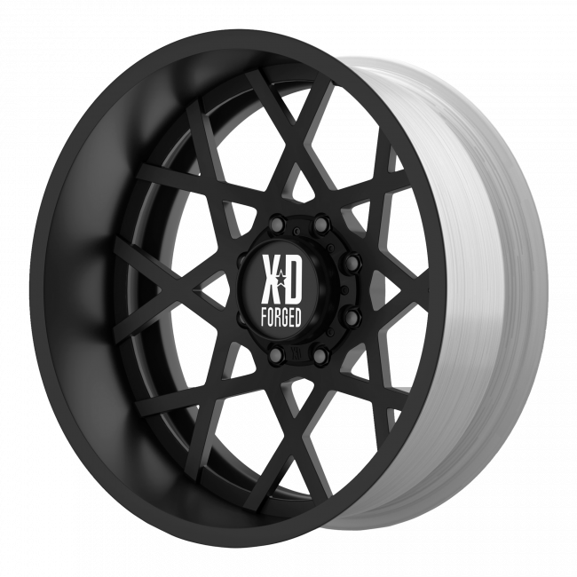 XD Series - XD SERIES XD403 CHOPSTIXS 24x12 Wheel - Custom 1 Color