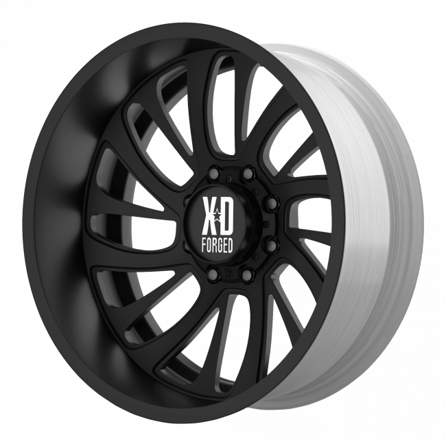 XD Series - XD SERIES XD404 SURGE 22x12 Wheel - Custom 1 Color