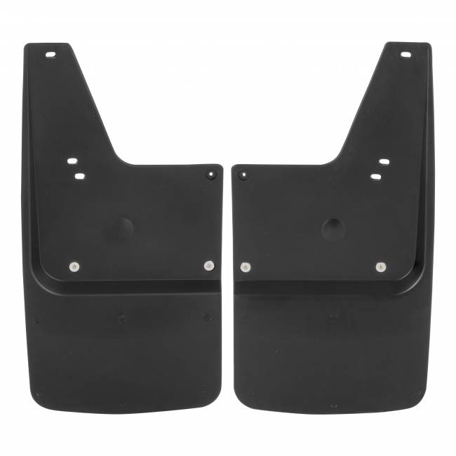 Luverne - Luverne Truck Equipment 509913 Contoured Stainless Steel Splash Guards
