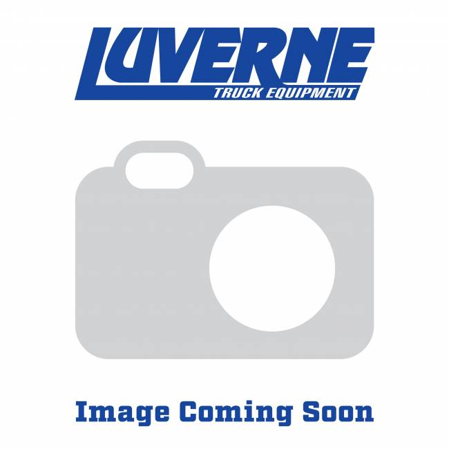 Luverne - Luverne 548520 3 in. Round Nerf Bars