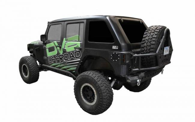 DV8 Off-Road - DV8 Off-Road RANGER FB (1 Piece) Hard Top