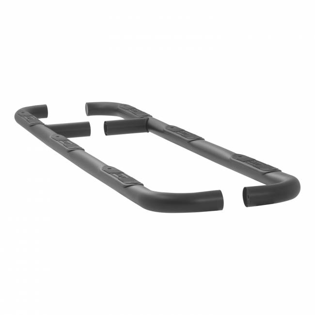 Luverne - Luverne 451419 3 in. Round Wheel To Wheel Nerf Bars