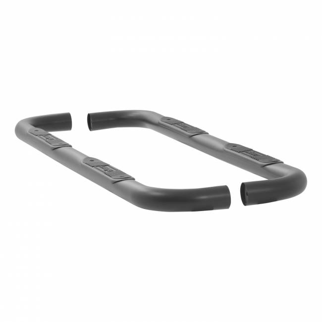 Luverne - Luverne 450712 3 in. Round Nerf Bars