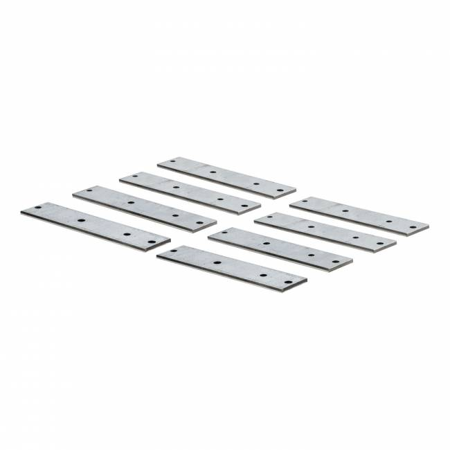Luverne - Luverne 480010 Stainless Steel Side Entry Step Extension Brackets