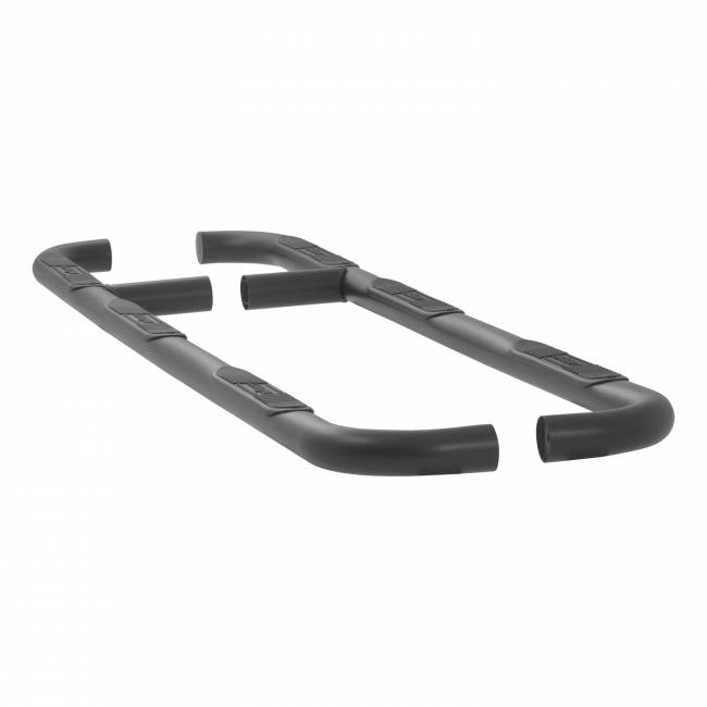 Luverne - Luverne 451417 3 in. Round Wheel To Wheel Nerf Bars