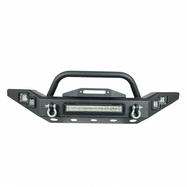 Paramount Automotive - Paramount Automotive 51-0370 LED Front Bumper